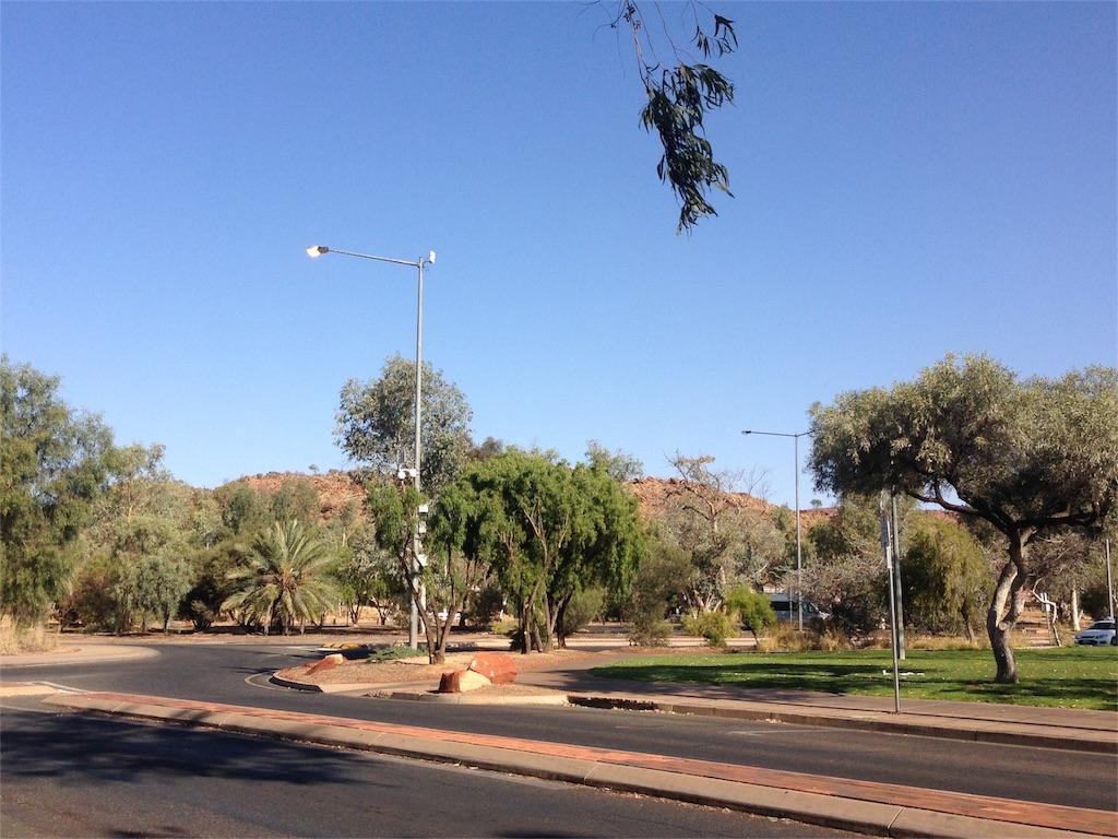オーストラリア アリススプリングス