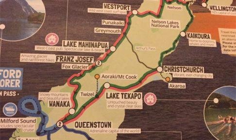 ニュージーランド kiwi experience