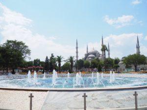 トルコ ブルーモスク