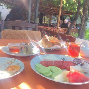 トルコ 朝食
